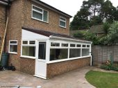 Equinox replacement conservatory roof