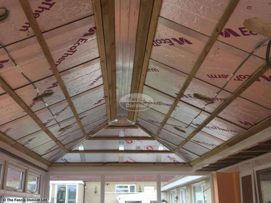 Replace A Conservatory Roof In Woking With Equinox Roof
