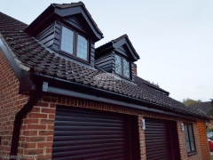 Full replacement fascias soffits guttering in Finchampstead, Wokingham