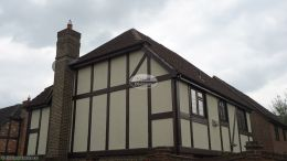 Full replacement of fascias, soffits and guttering in UPVC