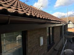 Fascia and gutter installation in Crawley