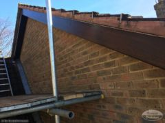 Replace bargeboards on gable end Crawley