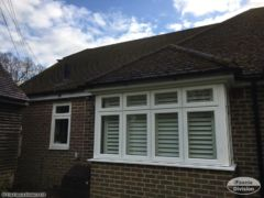 replace soffit fascia guttering Steyning