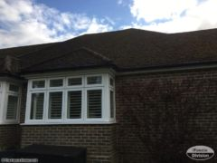 replacement gutter installation Steyning