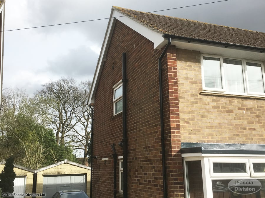 Soffit and fascia installers Horsham