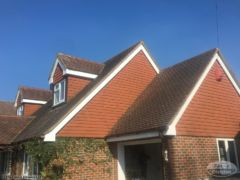UPVC fascias and soffit Haywards Heath