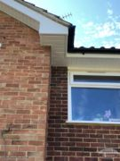 UPVC fascias installation