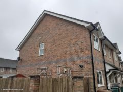 UPVC fascias and soffits Horley