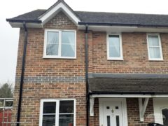 white fascias and soffits Horley